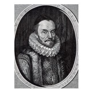 William I Prince of Orange Postcard