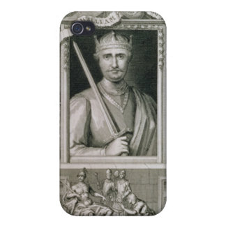 William I the Conqueror (1027-87) King of England Cover For iPhone 4