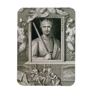 William I the Conqueror (1027-87) King of England Magnet