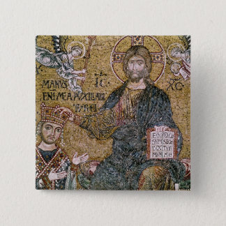 William II King of Sicily Button