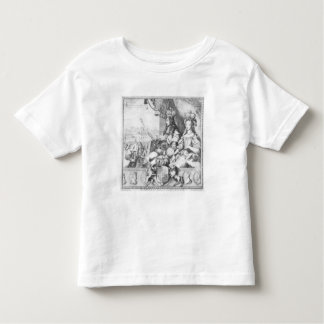 William III  and Mary II Toddler T-shirt