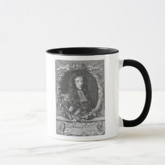 William III  Stadholder and King of England Mug