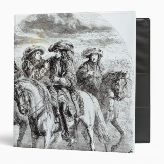 William III  Wounded at the Battle of the 3 Ring Binders
