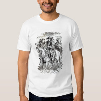William III  Wounded at the Battle of the Tee Shirt