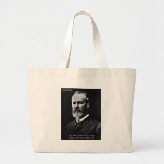 "William James ""Attitude"" Wisdom Quote Gifts & Card Tote Bags"