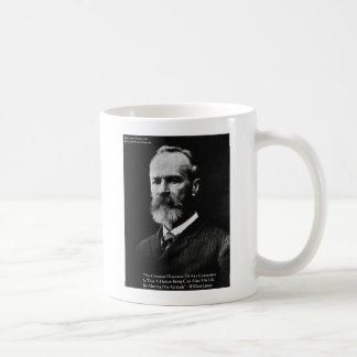 "William James ""Attitude"" Wisdom Quote Gifts & Card Coffee Mugs"