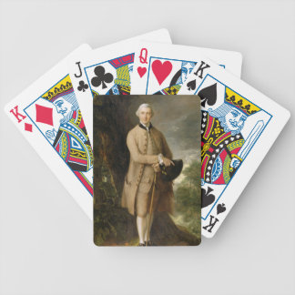 William Johnstone-Pulteney, Later 5th Baronet, c.1 Bicycle Playing Cards