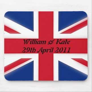 William & Kate - 29th April 2011 Mouse Pad