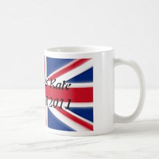 William & Kate - 29th April 2011 Classic White Coffee Mug