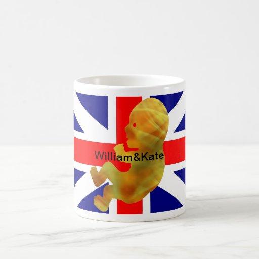 William&Kate Coffee Mug