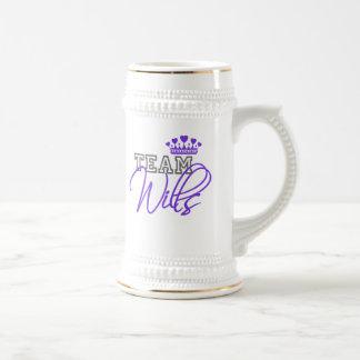 William & Kate Royal Wedding Beer Stein