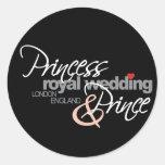 William & Kate Royal Wedding Sticker