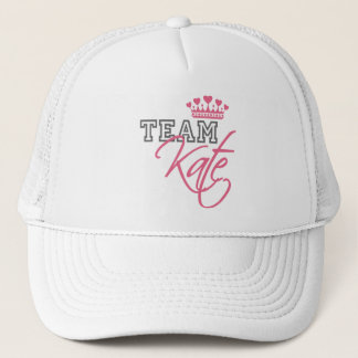 William & Kate Royal Wedding Trucker Hat