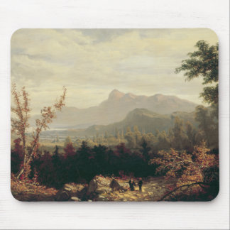 William Louis Sonntag - In the White Mountains Mouse Pad