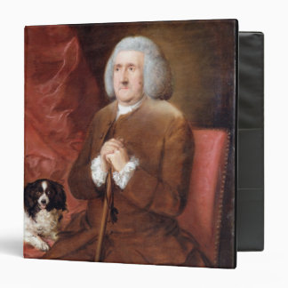 William Lowndes (1652-1724), Auditor of His Majest 3 Ring Binder