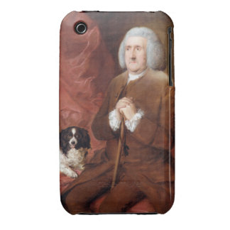 William Lowndes (1652-1724), Auditor of His Majest iPhone 3 Covers