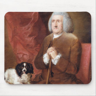 William Lowndes (1652-1724), Auditor of His Majest Mouse Pad