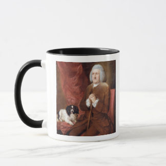 William Lowndes (1652-1724), Auditor of His Majest Mug