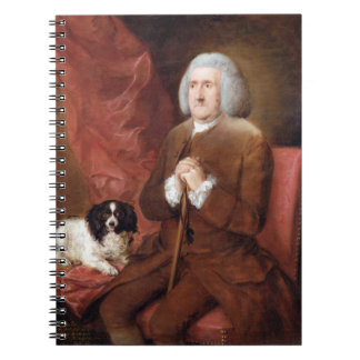 William Lowndes (1652-1724), Auditor of His Majest Notebook