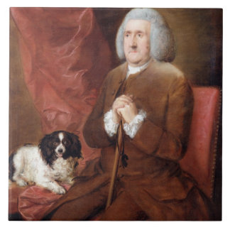 William Lowndes (1652-1724), Auditor of His Majest Tile