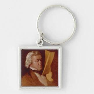 William Makepeace Thackeray, c.1864 Keychains