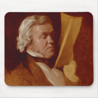 William Makepeace Thackeray, c.1864 Mouse Pad
