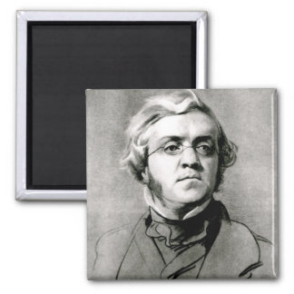 William Makepeace Thackeray Magnet