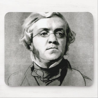 William Makepeace Thackeray Mouse Pad