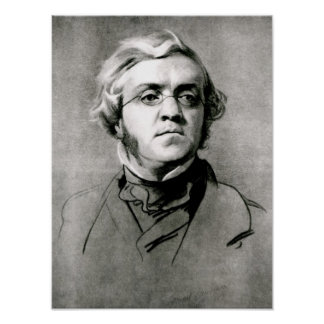 William Makepeace Thackeray Posters