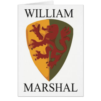 William Marshal Products Card