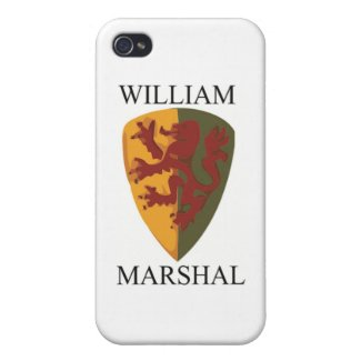 William Marshal Products iPhone 4 Cover