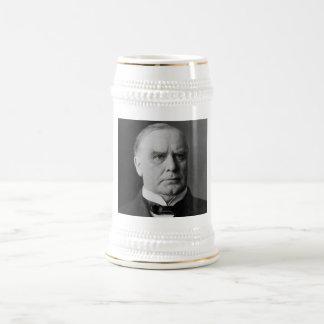 William McKinley 25 Jarra De Cerveza