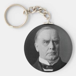 William Mckinley 25 Keychain
