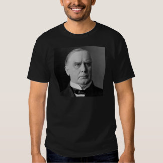 William McKinley 25 Poleras