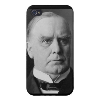 William Mckinley 25th President Case For iPhone 4