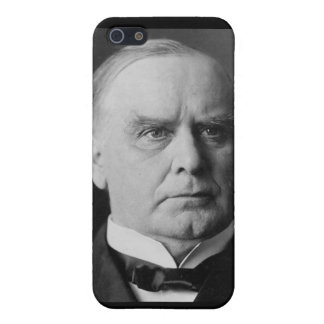 William Mckinley 25th President Case For iPhone SE/5/5s