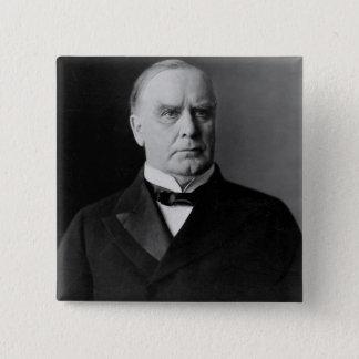 William McKinley Button