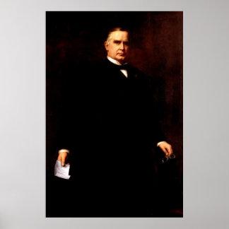 WILLIAM McKINLEY by Harriet Anderson Stubbs Murphy Poster
