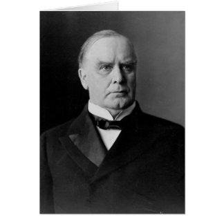 William McKinley Card
