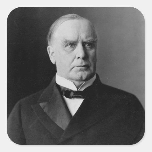 William McKinley Colcomania Cuadrada