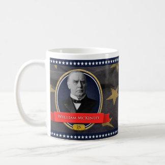 William McKinley Historical Mug