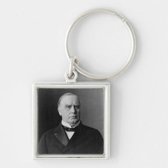 William McKinley Keychain