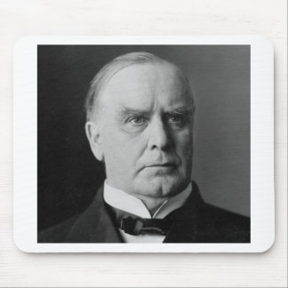 William Mckinley Mouse Pad