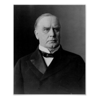William McKinley Póster