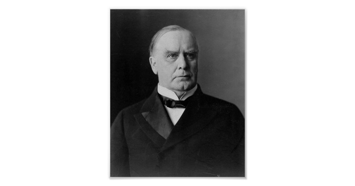 william mckinley essay William mckinley (1843 - 1901) was the twenty-fifth president of the united states of america his administration was considered one of the great powers of the world it was the beginning of vast changes in ways of living and attitudes in america.