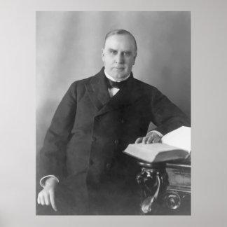 William McKinley Poster