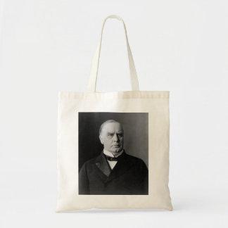 William McKinley Tote Bag