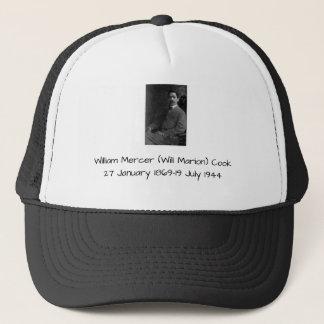 William Mercer (Will Marion) Cook Trucker Hat