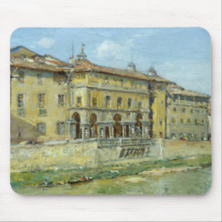 William Merritt Chase - Florence Mouse Pad