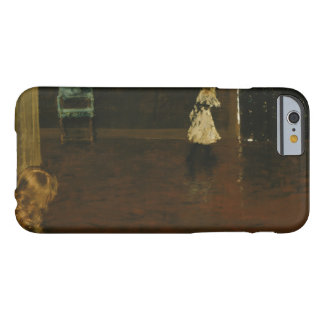 William Merritt Chase - Hide and Seek Barely There iPhone 6 Case